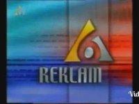 Kanal 6 Reklam Kuşağı (1999 / 2000 - 100 Dk)