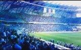 Konya Arena'da Adana Demirspor Taraftarından İzmir Marşı