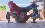 Gazzeli Örümcek Çocuğun Dünya Rekoru Kırması