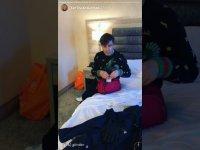 Kerimcan Durmaz'dan Fatih Ürek'i Bayıltan Espri