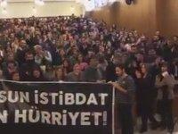 #Hayır Gitmiyoruz - Ankara Üniversitesi Akademisyenleri