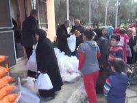 5 Aylık Muhtarlık Maaşını Suriye'lilere Harcayan Adam
