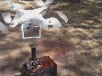 Drone ile Mangal Körükleyen Yurdum İnsanı