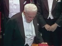 John Nash Nobel Ödül Töreni
