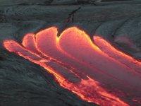Kilauea Yanar Dağı Lav Akışı
