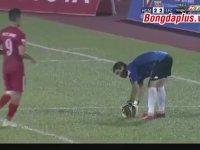 Vietnam Liginde Bir Garip Maç