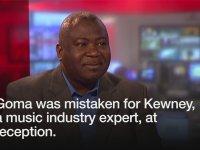 BBC News'de Konukların Karışması
