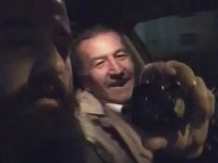 Koray Avcı'nın Anonsunu Takmayan Taksiciler