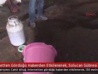 Solucan Gübresi Üretmek - Yozgat