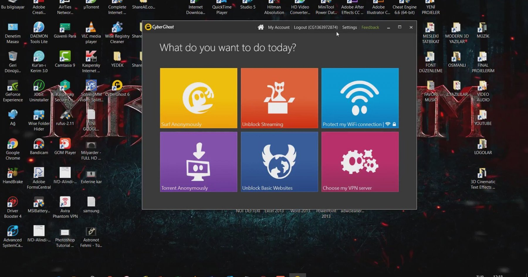 Linux vpn client gui