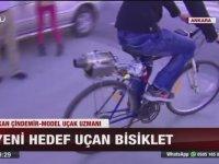 Türkiyede İlk Jet Motorlu Bisiklet!