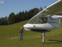Yürüyen Uçak