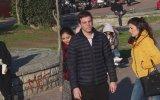 İnsanların Yanında Yürüme Şakası  Sosyal Deney