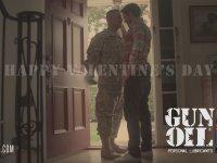 Askerden Gelirken Kayganlaştırıcı Alan Sevgili