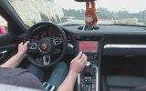 Doom Oynamak İçin Porsche 911'i Modifiye Eden Bir Değişik Adam