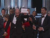 Oscar 2017'de En İyi Filmin Yanlış Anons Edilmesi