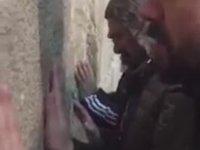 Ağlama Duvarında Fener'e Küfür Eden Beşiktaşlılar