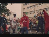 Bol Türk Bayraklı Fransızca Rap Klibi - MRC