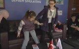 Simülasyon Tırın'da Depremi Yaşamak