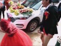 Çin'de Sıradan Bir Evlilik Günü