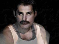 Freddie Mercury'in Yıldan Yıla Hüzünlü Değişimi (3D Effect)