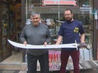 Adam Boyu Kılıç - Bursa