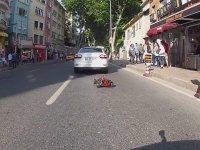 İstanbul'da Oyuncak Arabayla Gezmek