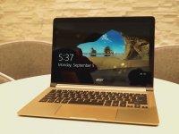 Acer'ın Ürettiği En İnce Laptop - Swift (9.98 mm)