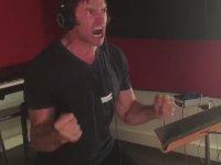 Hugh Jackman'ın Wolverine Seslendirmesi