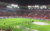 Beşiktaş Taraftarının Truva Yapması