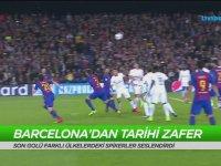 Barcelona 6 - 1 PSG | Son Gole Spikerlerin Tepkileri