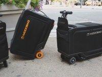 Bavulun Ulaşım Aracına Dönüşmesi