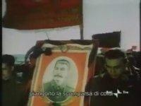 Stalin'n Cenazesinden Görüntüler (Renklendirlmiş)