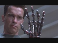 Terminator 2 - Kol Kesme Sahnesi