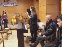 Fuat Güner - Boğaziçi Üniversitesi Müzik Kulübü Baskını