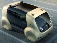 Volkswagen'den Bir Değişik Otonom Konsept Aracı!