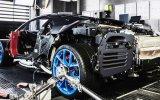 Bugatti Chiron'un Üretim Aşaması