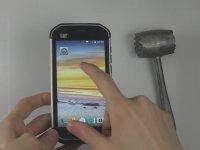 Dozer Telefon CAT S40'a Dayanıklılık Testi Yapmak!