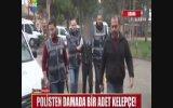 Polisten Damada Bir Adet Kelepçe  Adana