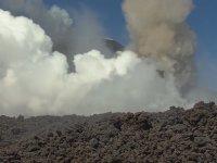 Etna Yanardağının BBC Çekimi Sırasında Patlaması