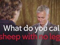 Jose Mourinho'ya Keyifli Anlar Yaşatan Gülme Yarışması