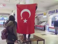 Habersizce Çalınan İstiklal Marşı - Kütahya