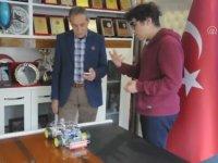 Alkollü Sürücüleri Engelleyecek Sensör Geliştiren Lise Öğrencisi