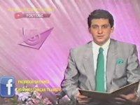 Erkan Tan'ın 1989 Yayın Anonsu ve İstiklal Marşı ile Kapanış