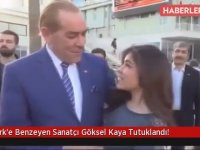 Atatürk'e Benzeyen Adamımın Dolandırıcılıktan Tutuklanması