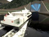 Türkiye'yi Kıskanıp İlk Gemi Tünelini İnşa Etmek İsteyen Norveç