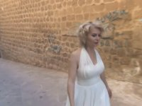 Evet Oy'u Toplayan Mardinli Marilyn Monroe