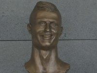 Cristiano Ronaldo'nun Benzersiz Büstü
