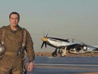Evinin Önünden Uçağına Binen John Joseph Travolta