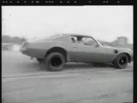 1978 Yılında İstanbul'da Yapılan İllegal Otomobil Yarışları